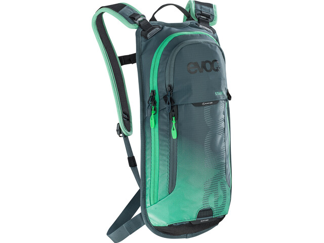 EVOC Stage Technical Performance Pack medium, slate-neon green